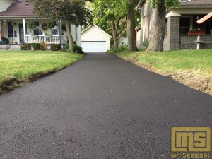 New Paving - Northville